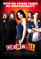 Jeff Anderson, Brian O'Halloran, Jason Mewes, Kevin Smith and Rosario Dawson in Clerks 2